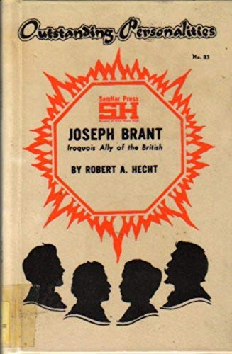 Joseph Brant Iroquois Ally of British by