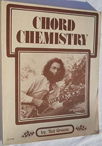 9780686158714: Chord Chemistry by Greene, Ted (1981) Paperback