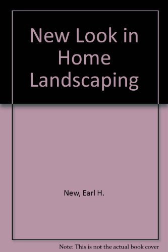 9780686191919: New Look in Home Landscaping