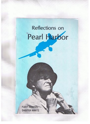 9780686240716: Nimitz, reflections on Pearl Harbor