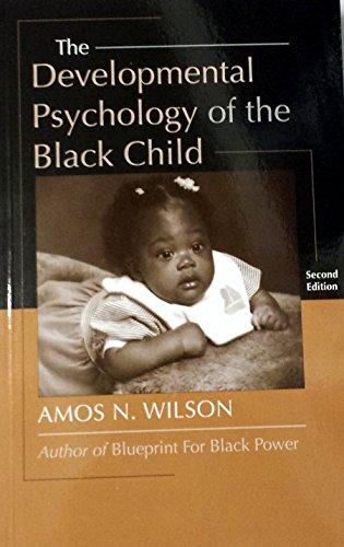 9780686241836: Developmental Psychology of the Black Child