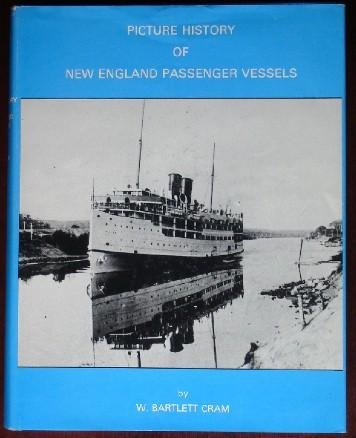 9780686301592: Picture history of New England passenger vessels