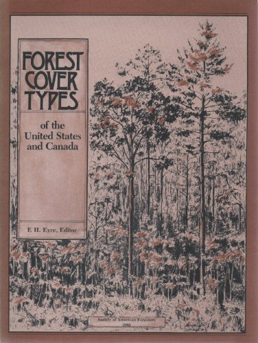 9780686306979: Forest Cover Types of the United States and Canada