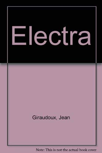 9780686540021: Electre (in French) (French Edition)
