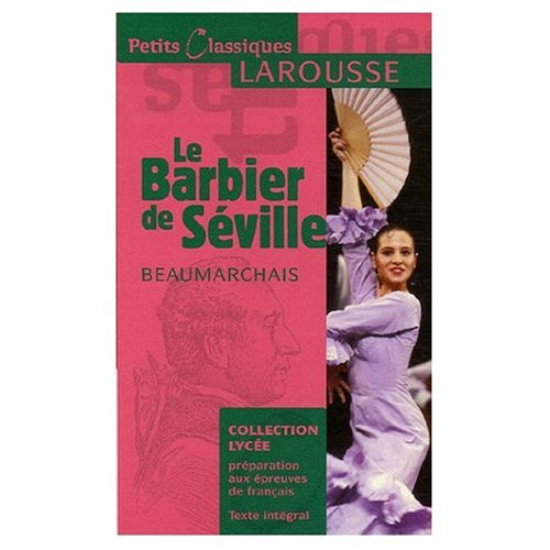 9780686540823: Le Barbier de Seville (French Edition)