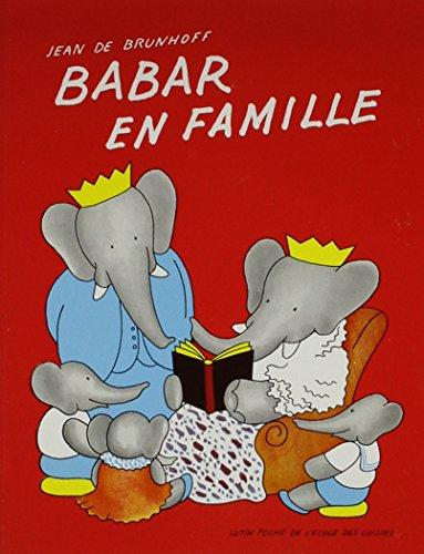 9780686541226: Babar En Famille