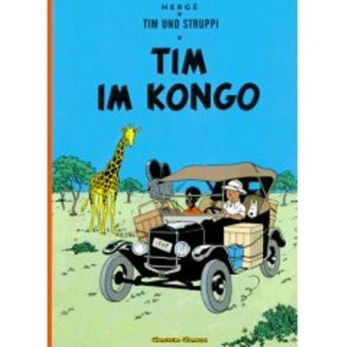 9780686543053: The Adventures of Tintin: Tintin Im Kongo (German edition of Tintin in the Congo)