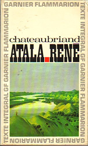 9780686543602: Atala / Rene [Paperback] by Chateaubriand; Putter, Iving [Translator]