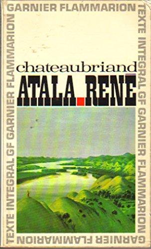 9780686543602: Atala René (Classiques Garnier) (French Edition)