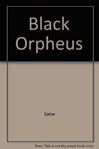 9780686549727: Black Orpheus