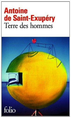 9780686554196: Terre Des Hommes
