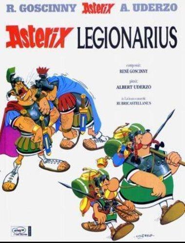 9780686562030: Asterix Legionarius (Latin Edition of Asterix the Legionary)
