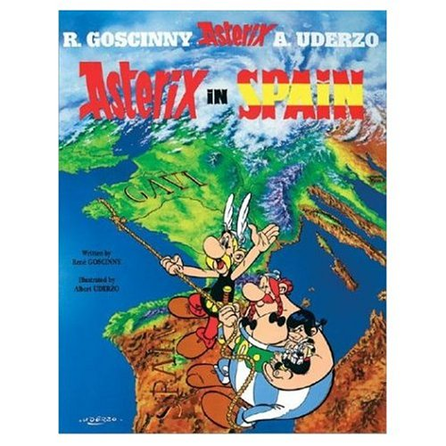 9780686562054: Asterix in Spain
