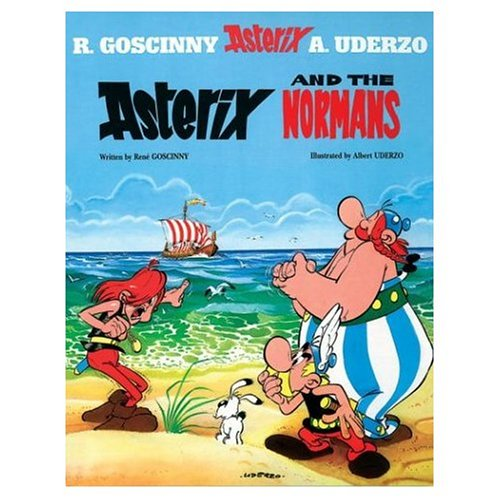 9780686562184: Asterix and the Normans