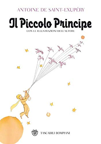 9780686565673: Il Piccolo Principe (Italian Edition of The Little Prince) by Antoine de Saint-Exupery, Antoine de St.-Exupery, Antoine de (2000) Hardcover