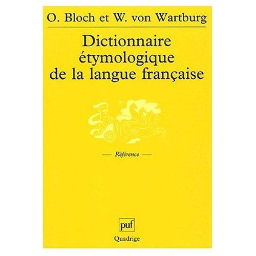 9780686572930: Dictionnaire Etymologique de la Langue Francaise (French Edition)
