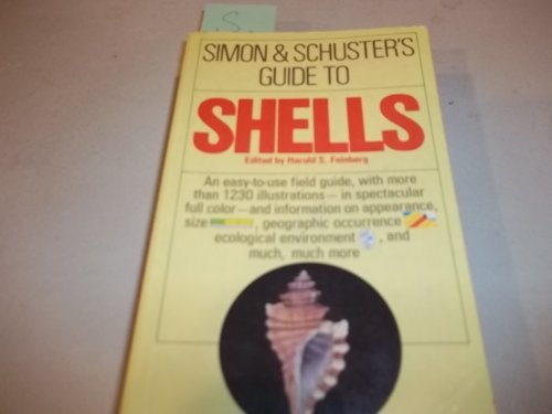 9780686609391: Simon and Schuster's Guide to Shells