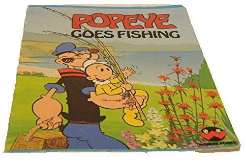 9780686646259: Popeye Goes Fishing