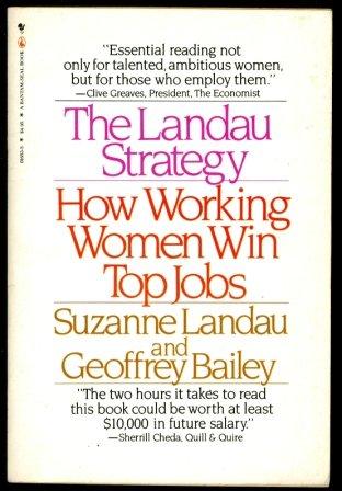 9780686689065: Landau Strategy How Working Women Win Top Jobs