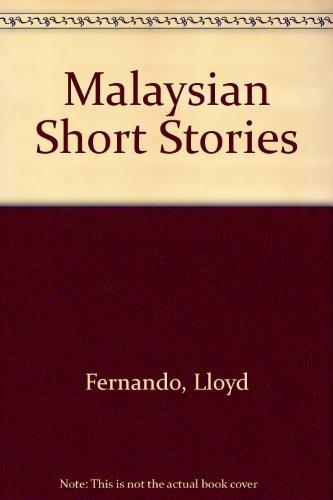 9780686790341: Malaysian Short Stories