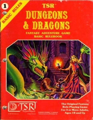 9780686810490: Dungeons and Dragons Basic Rule Book