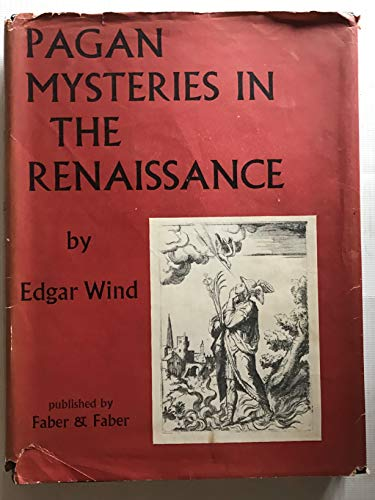 9780686836728: Pagan Mysteries in the Renaissance