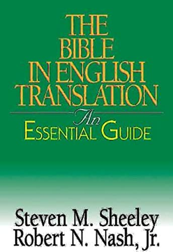 9780687001538: The Bible in English Translation: An Essential Guide