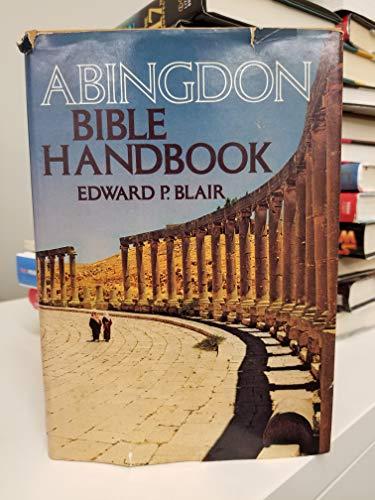 9780687001699: Abingdon Bible Handbook