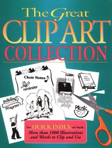 9780687003020: The Great Clip Art Collection