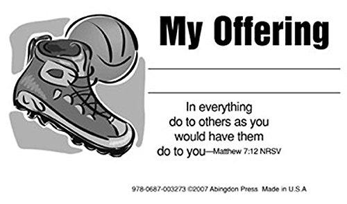 9780687003273: Economy Offering Envelope for Older Children (Box of 500)