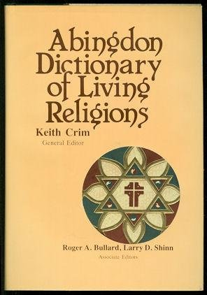 9780687004096: Abingdon Dictionary of Living Religions