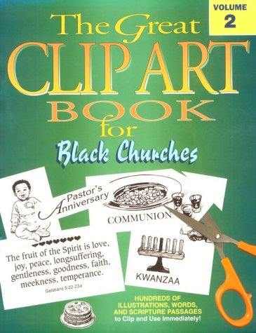 9780687005765: 002: Great Clip Art Book for Black Churches