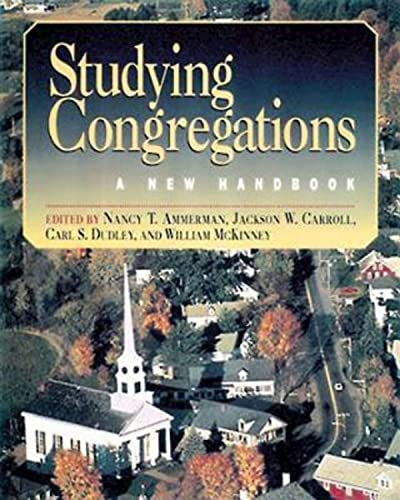 9780687006519: Studying Congregations: A New Handbook