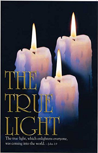 Candlelighting, Regular Bulletin 2004 (Package of 50): James W Angell