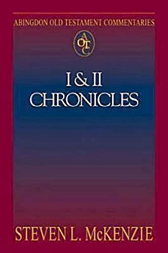 9780687007509: Abingdon Old Testament Commentaries: I & II Chronicles