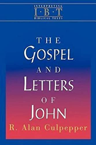 9780687008513: The Gospel and Letters of John: Interpreting Biblical Texts Series