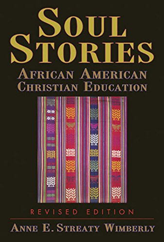 9780687009329: Soul Stories: African American Christian Education