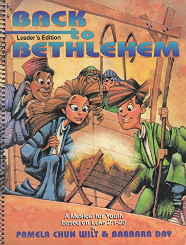 9780687010783: Back to Bethlehem Leader Accompanist Edition