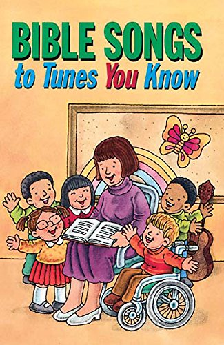 9780687013289: Bible Songs to Tunes You Know