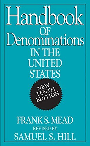 9780687014781: Handbook of Denominations in the United States