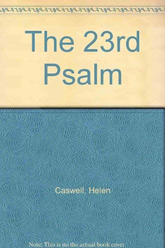 9780687015887: The 23rd Psalm