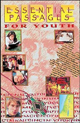 9780687020744: Essential Bible Passages for Youth Student