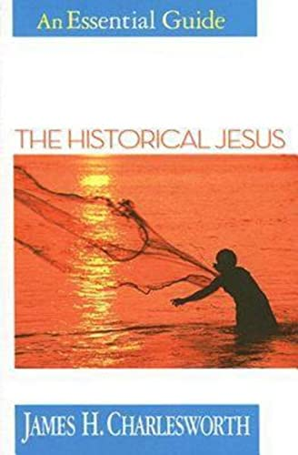 9780687021673: The Historical Jesus: An Essential Guide (Essential Guides)
