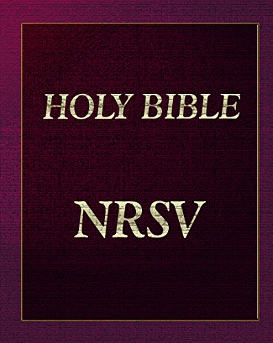 New Revised Standard Version of the Holy Bible [Microsoft Ebook] (0687022126) by Abingdon Press