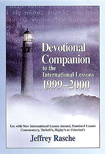 Devotional Companion to the International Lessons: Provides Both Historical Context and ...