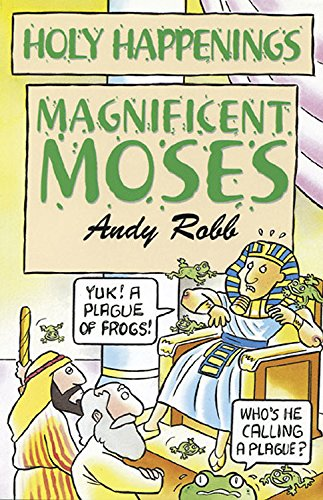 9780687023165: Holy Happenings - Magnificent Moses