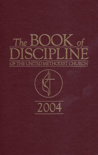 9780687023738: Book of Discipline 2004 English Red