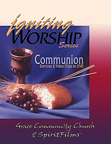 9780687025886: Communion: Services & Video Clips on DVD [With DVD] (Igniting Worship Series)