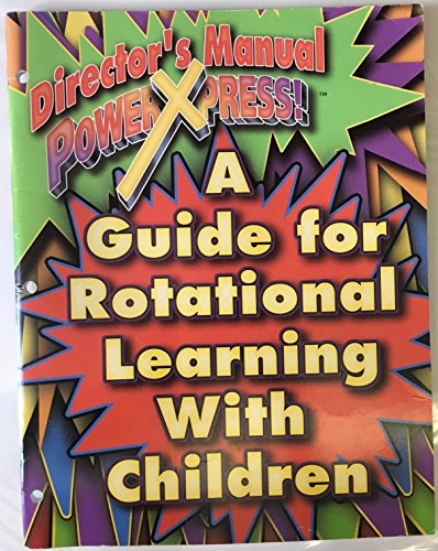 9780687026012: Director's Manual: A Guide for Rotational Learning With Children