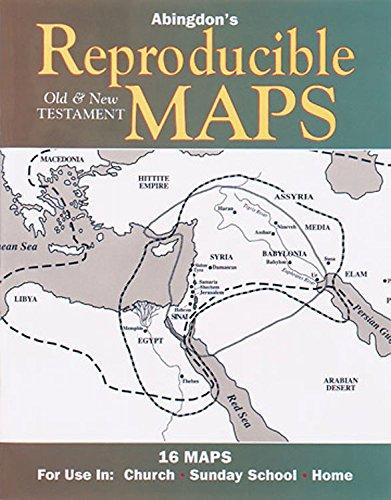 9780687026159: Abingdon Reproducible Maps